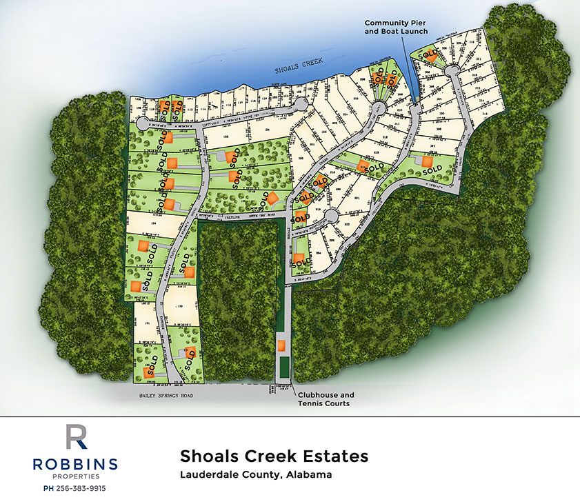 Shoals Creek Estates